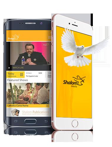 Mobile Apps - Shalom Media